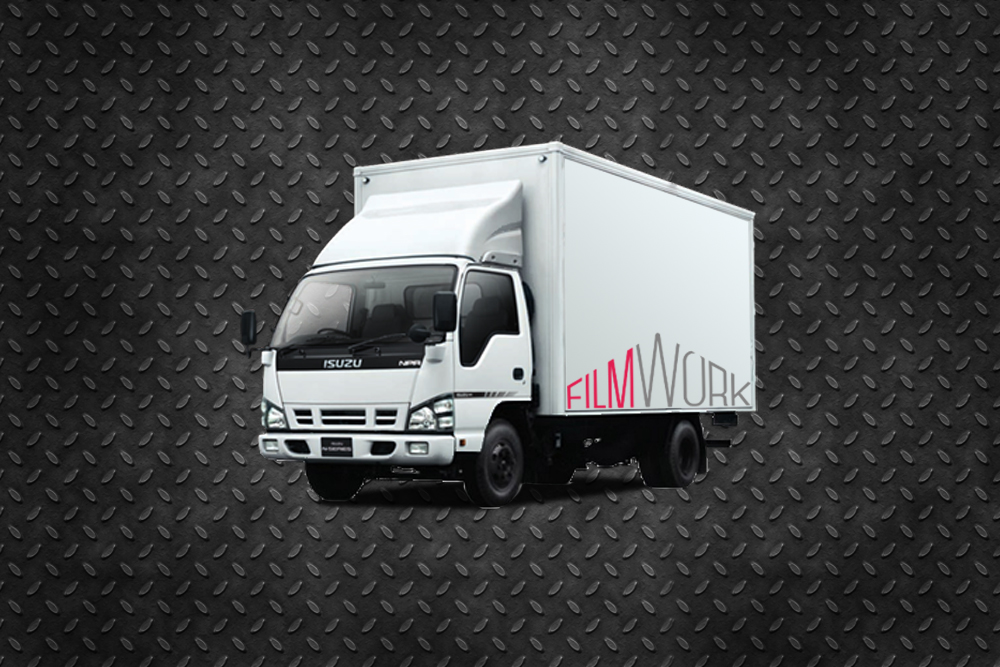 HT TRUCK Isuzu Elf Truck upgraded