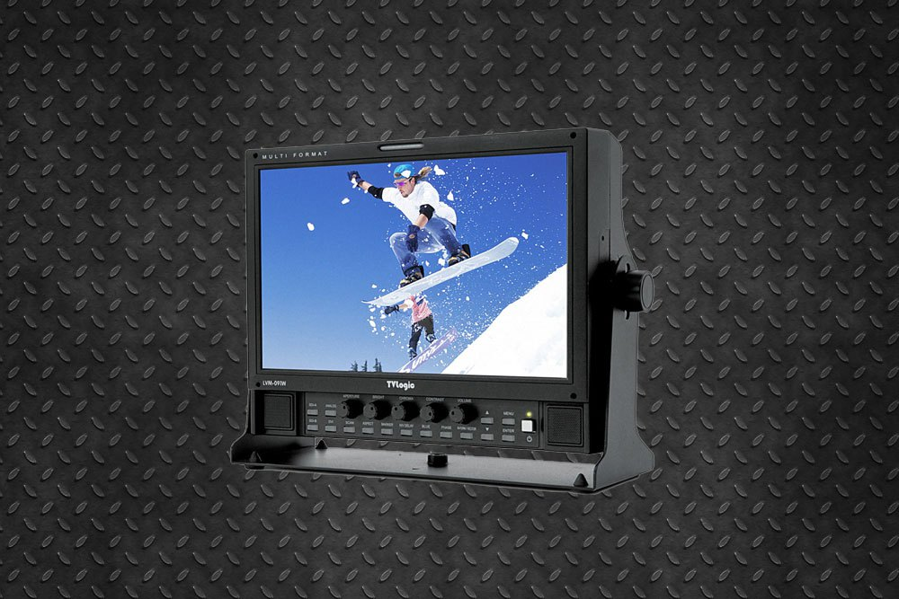 TvLogic LVM091  9 Full HD Monitor