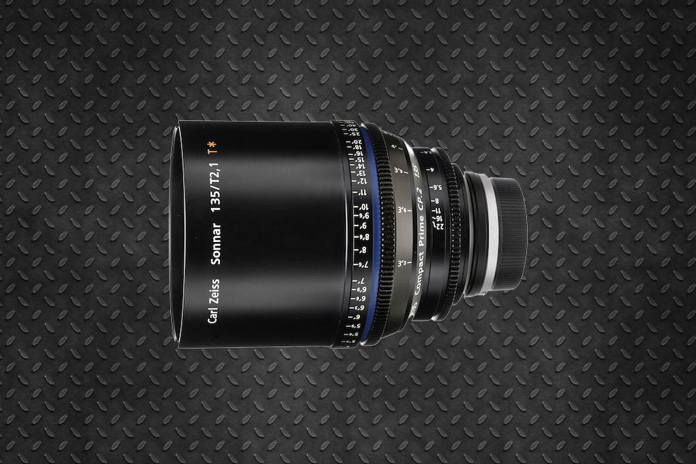 Zeiss Compact Prime 135mm T2.1