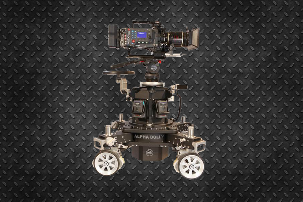 Alpha Movietech Dolly